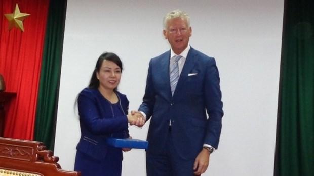 Vietnam - Belgique : vers une cooperation approfondie dans la sante hinh anh 1