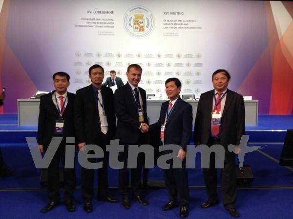 Le Vietnam partage des experiences de prevention et de lutte contre le terrorisme en Russie hinh anh 1