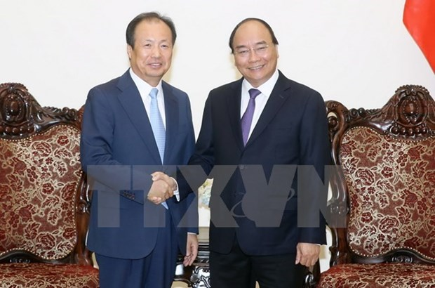 Le Vietnam accorde des conditions optimales au groupe sud-coreen Samsung hinh anh 1