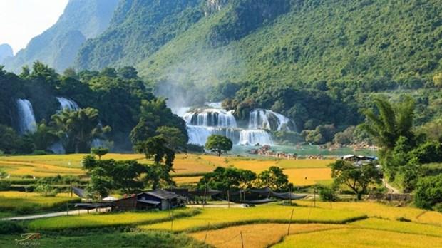 Cao Bang : la Fete du tourisme de la cascade de Ban Gioc hinh anh 1