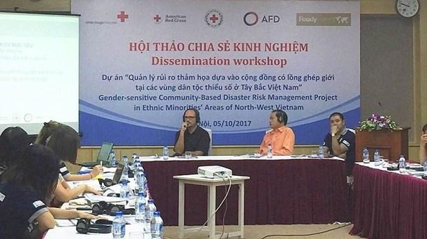 La France soutient le Vietnam dans la gestion des risques de catastrophes naturelles hinh anh 1