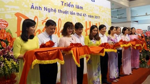 Exposition de 150 belles photos sur les rues de Hanoi hinh anh 1