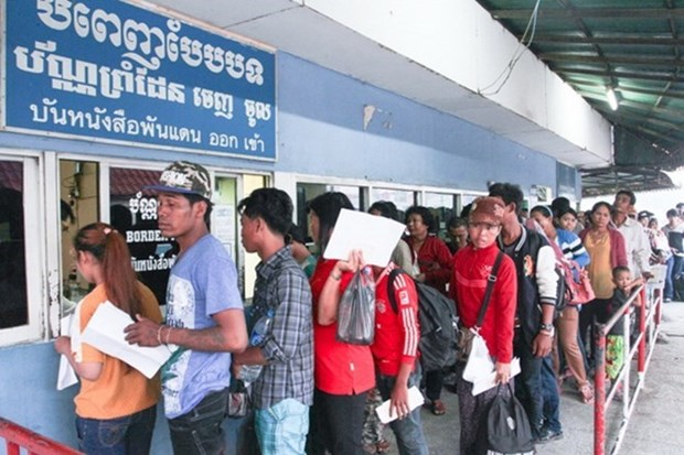 Thailande, Malaisie et Singapour, destinations pour les travailleurs migrants de l'ASEAN hinh anh 1