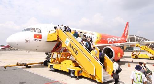 Vietjet Air et Qatar Airways signent un accord de cooperation hinh anh 1