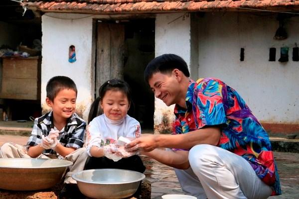 Journee mondiale de lavage des mains au savon : Nos mains, notre avenir hinh anh 1