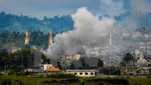 L'Indonesie, la Malaisie et les Philippines effectuent des patrouilles aeriennes communes hinh anh 1