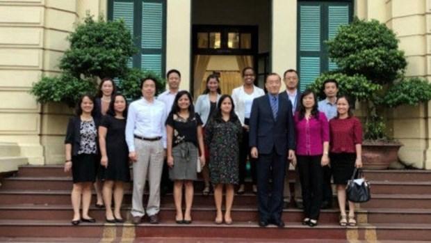 Le Vietnam cooperera avec l'OMS pour prevenir la noyade des enfants hinh anh 1