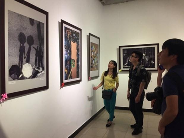 Ouverture du Festival de la photographie pour les jeunes 2017 hinh anh 1