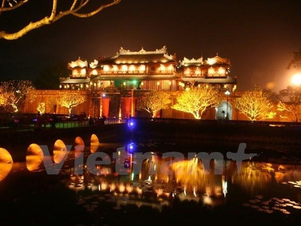 Thua Thien-Hue accueille 1,07 million de touristes etrangers hinh anh 1