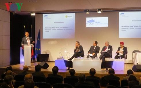 L'ASEAN promeut ses echanges commerciaux en France hinh anh 1
