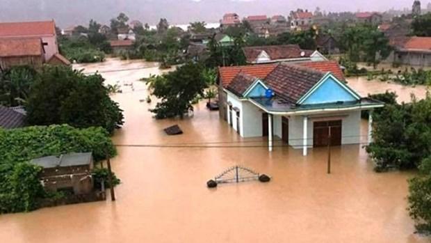 Inondations au Vietnam : Message de condoleances du Bangladesh hinh anh 1