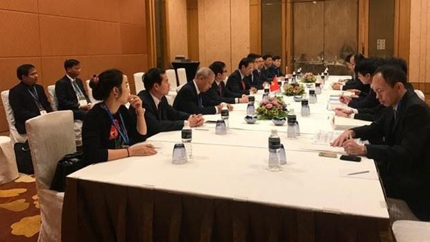 Vietnam-Japon : Accelerer les projets bilateraux pour la modernisation des transports urbains hinh anh 1