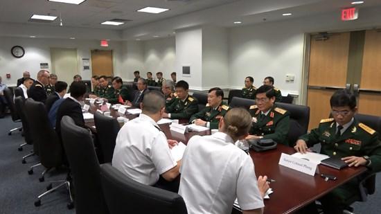 Dialogue sur la politique de defense Vietnam-Etats-Unis hinh anh 2