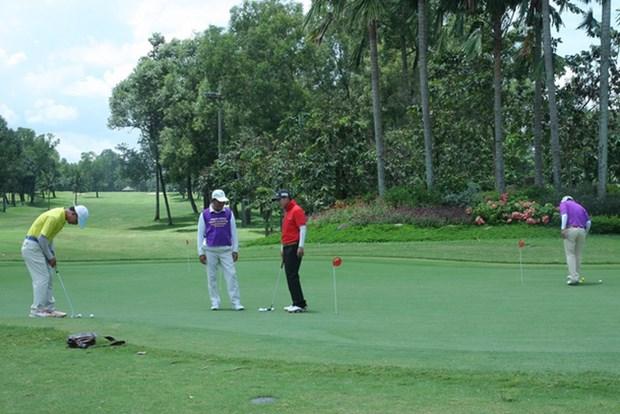 Tourisme golfique: Le Vietnam devient la destination la plus attrayante en Asie-Pacifique hinh anh 1