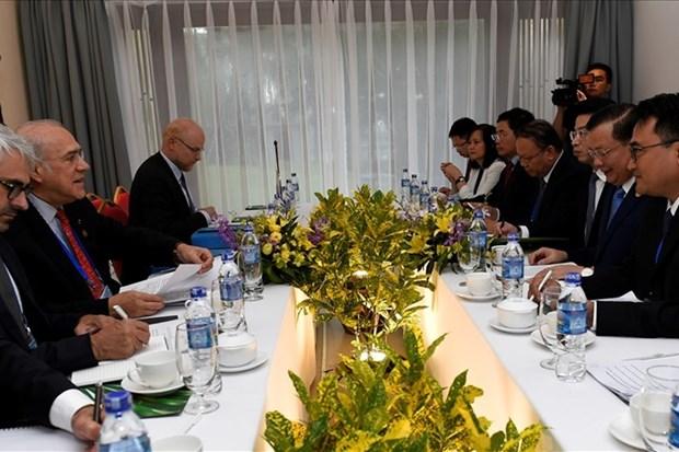 APEC 2017 : le Vietnam souhaite des aides de l'OCDE hinh anh 1