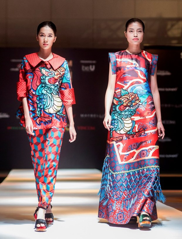 Bientot la Vietnam International Fashion Week Fall – Winter 2017 hinh anh 1