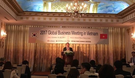 Les entreprises sud-coreennes souhaitent investir davantage au Vietnam hinh anh 1