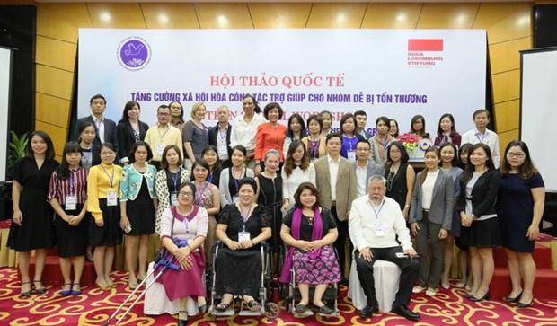 Renforcement du soutien social en faveur des groupes vulnerables hinh anh 1