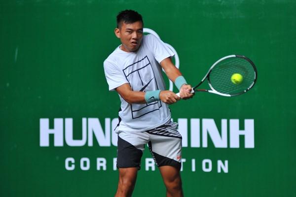 Tournoi international de tennis Hung Thinh Vietnam Open 2017 a Ho Chi Minh-Ville hinh anh 1