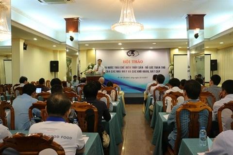 Les efforts des entreprises pour faire respecter les normes sur les eaux usees hinh anh 1