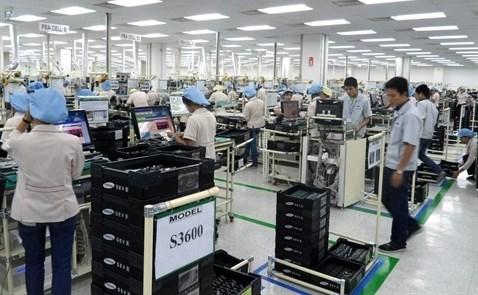 Le geant sud-coreen Samsung Electronics veut augmenter le nombre de ses fournisseurs vietnamiens hinh anh 1