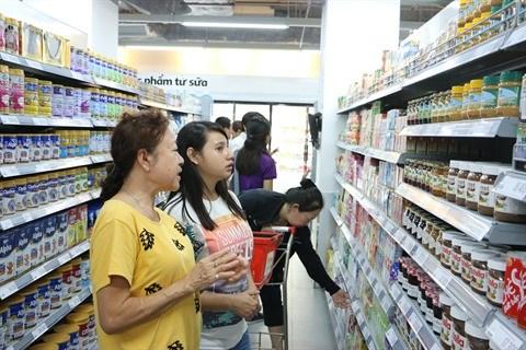 Ho Chi Minh-Ville : ouverture de la premiere superette «My Auchan» au Vietnam hinh anh 2
