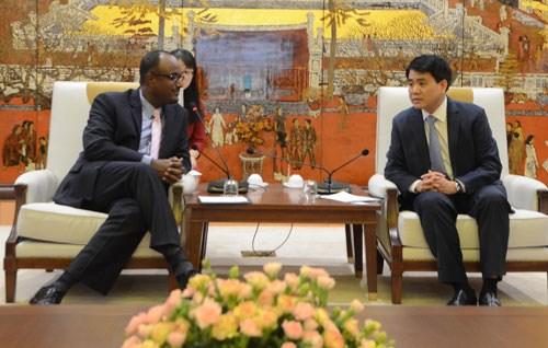 La BM prete a soutenir Hanoi dans la gestion de la securite sanitaire des aliments hinh anh 1