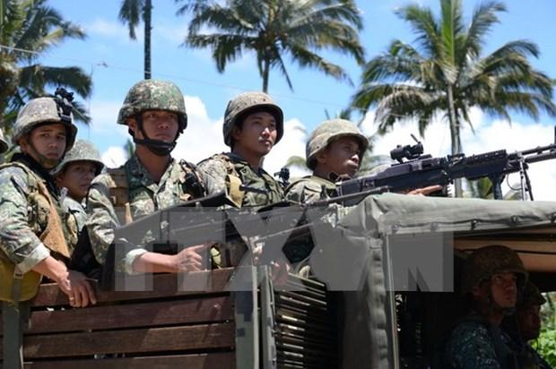 Philippines : plus de soldats engages pour lutter contre les insurges hinh anh 1