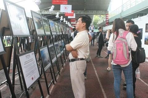 Ho Chi Minh-Ville : exposition de photos sur le patrimoine du Vietnam 2017 hinh anh 1