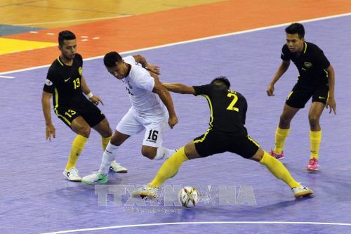 Coup d'envoi du championnat de futsal d'Asie du Sud-Est hinh anh 1