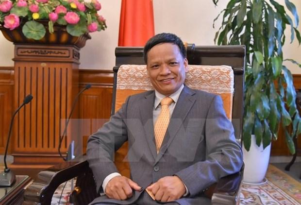Le Vietnam participe a un colloque international sur la Mer Orientale au Royaume-Uni hinh anh 1