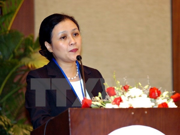 Le Vietnam souligne le role des femmes dans le developpement hinh anh 1