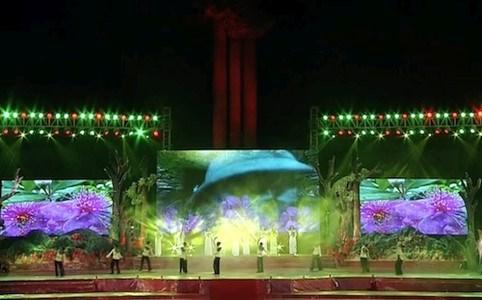 Le programme artistique «Legende de Truong Bon» a Nghe An hinh anh 1