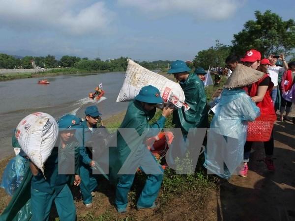 Le PM appelle la population a etre active dans la confrontation aux fleaux naturels hinh anh 1