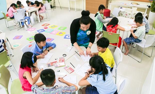 Etablissement de l'Ecole internationale Vietnam - Finlande hinh anh 1