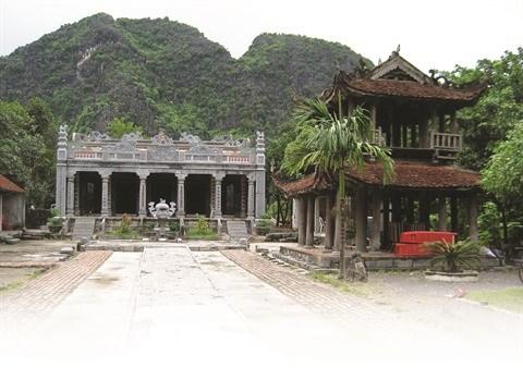 Temple de Thai Vi, une destination incontournable a Ninh Binh hinh anh 1