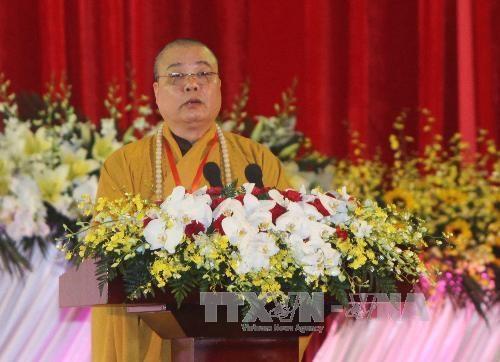 L'Association bouddhique du Vietnam au Mozambique voit le jour hinh anh 1
