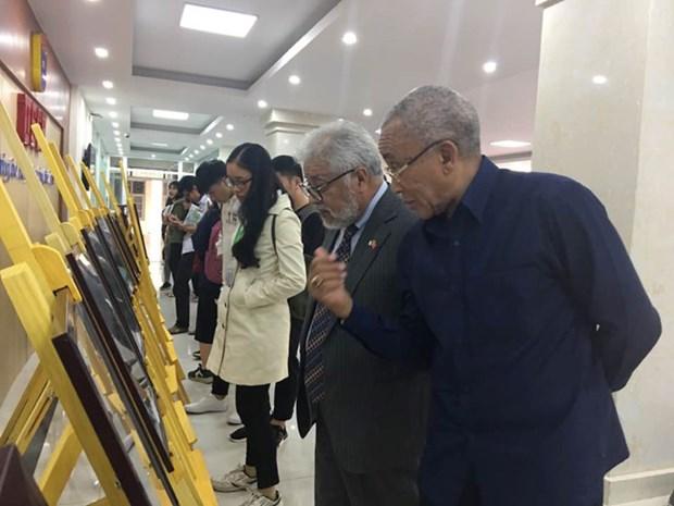 Celebration des 55 ans des relations diplomatiques Vietnam-Algerie hinh anh 1