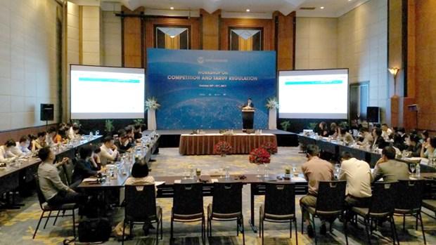 Seminaire international sur la gestion de la concurrence dans les telecommunications hinh anh 1