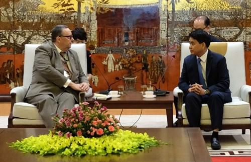 Hanoi renforce ses relations traditionnelles avec la Finlande hinh anh 1
