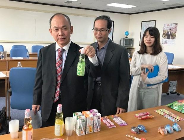 Le Japon stimule la presentation de ses produits alimentaires au Vietnam hinh anh 1