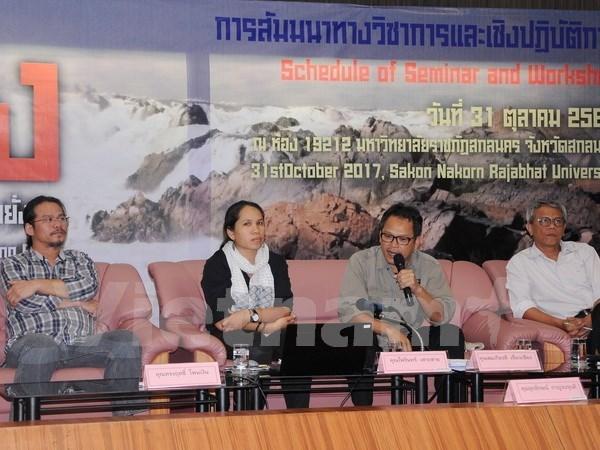 Mesures pour l'exploitation durable des ressources en eau du Mekong hinh anh 1