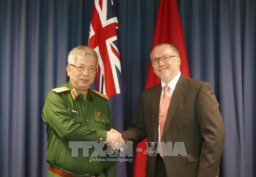 Dialogue sur la politique de defense Vietnam-Australie hinh anh 1