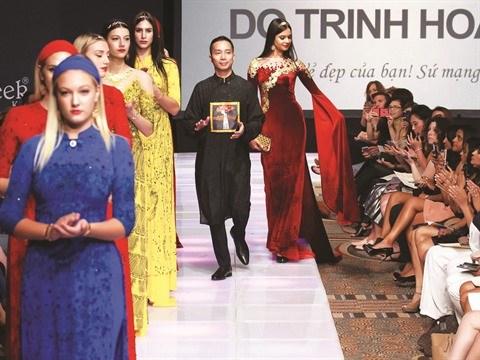 La mode vietnamienne s'affirme sur la scene internationale hinh anh 3