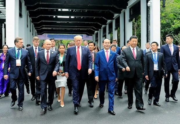 APEC 2017 : Positionnement et vision du Vietnam dans un monde globalise hinh anh 4