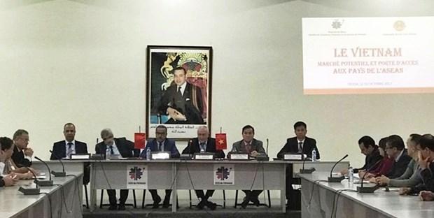 Le Vietnam, porte d'entree de l'ASEAN pour les entreprises marocaines hinh anh 1