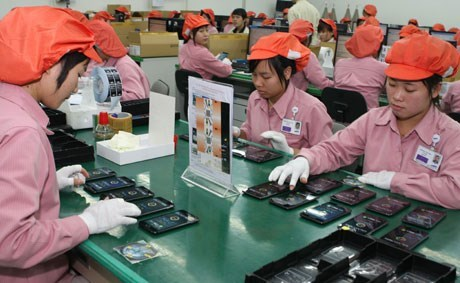 Octobre : bond des exportations de telephones et accessoires hinh anh 1