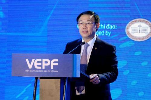 Paiement electronique : le Vietnam a un enorme potentiel hinh anh 1