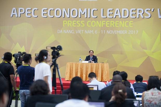 APEC 2017 : la reunion-bilan des hauts officiels de l'APEC (CSOM) courronnee de succes hinh anh 1