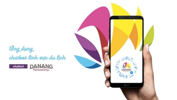 APEC 2017 : Da Nang experimente l'application chatbot au service des visiteurs hinh anh 1